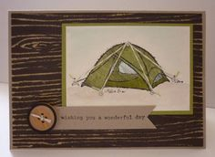 The Great Outdoors by Sherri Freese - Cards and Paper Crafts at Splitcoaststampers