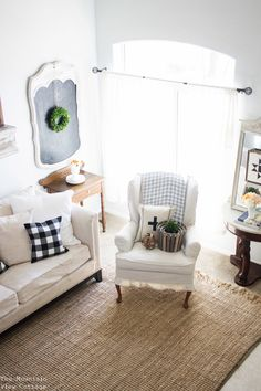 Spring Cottage Home Tour — The Mountain View Cottage