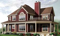 HousePlans.com 23-744.. this is the dream house Im building someday