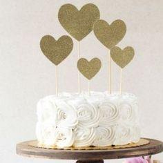 12 Cupcake Toppers Chambre sur un balai de la feuille de glaçage rond personnalisé topper