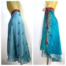 Image result for wrap 70's skirt images angled hem Tie Skirt, Waist Skirt, High Waisted Skirt, Tie Dye Rock, Skirt Images, Silk Wrap, Cute Rompers, Character Design, Wrap Skirts