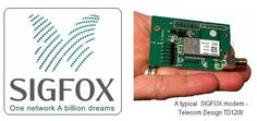 Picture of SIGFOX - network based IoT rival ?