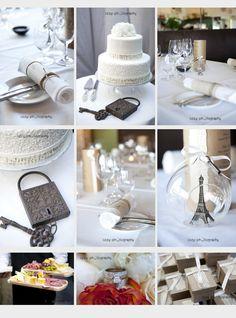 Paris Themed Wedding   Party Ideas   Pinterest   Theme ideas, Themed ...