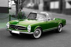 64 Mercedes sl230