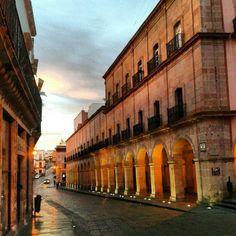 Avenida Hidalgo, Zacatecas #MahCualliOhtli #Zacatecas