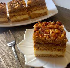 Ciasto Snikers Popularny, niebiańsko smaczny przekładaniec miodowy, z orzechami i masą kajmakową oraz budyniową. Ciasto to wygląda bardzo efektownie i smakuje wyśmienicie. Wspaniale pasuje na różnego rodzaju uroczystości, święta i imprezy. Moim zdaniem snikers, na drugi a nawet trzeci dzień po zrobieniu, smakuje jeszcze lepiej niż pierwszego dnia :))   Składniki na ciasto: 600g … Tiramisu, French Toast, Food And Drink, Cooking, Breakfast, Ethnic Recipes, Sweet, Cakes, Cement