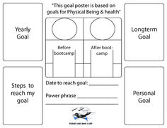 This is a goal poster template add your own pictures goal this is a goal poster template add your own pictures goal posters pinterest goal pronofoot35fo Gallery