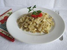 Ravioli, Risotto, Waffles, Oatmeal, Dishes, Breakfast, Ethnic Recipes, Food, Desk