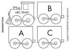moldes de tren - Buscar con Google