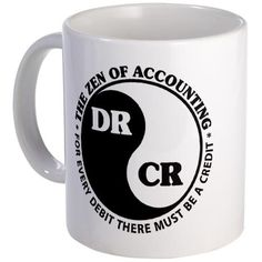 The Zen of Accounting:  for every debit there must be a credit.