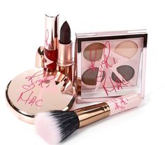 MAC Rihanna Collection Riri Hearts MAC  Can't wait to try it, the collection is released in May <3