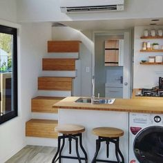 Want to go tiny and still have all your modern conveniences? This tiny does just that. This tiny is built by @modernbuildingsolutions in New Zealand and currently listed on @trademe_nz! #modernbuildingsolutions #newzealand