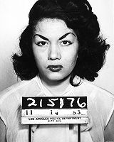 Madam Delicato Bizante Lucie S Photos Mug Shots Of - 15 vintage bad girl mugshots from between the 1940s and 1960s