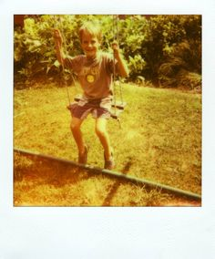 Polaroid 610 Amigo Land Camera, PX 680 Impossible film