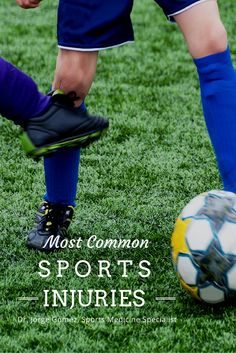 Unfortunately, injuries occur frequently in most sports. It's important to treat sports injuries correctly in order to prevent further problems. On the blog is a list of some of the sports injuries I see and how I commonly treat them.