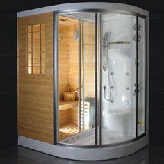 HIMALAYA Cabine de douche  Hammam Sauna