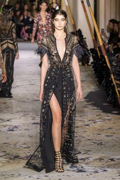 ZUHAIR MURAD  Spring/Summer 2018 collection  HAUTE COUTURE