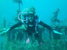 We like to say that Ann Arbor has something for everyone, and we mean it! Want to learn how to dive? Need some new diving equipment or repairs? Check out Huron Scuba for diving classes, equipment rental and a diving store! http://visitannarbor.org