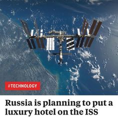 Russia is planning to put a luxury hotel on the ISS http://ift.tt/2pqOT9j  #news #новости #love #christmas #russia #follow #россия #instagood #fashion #music #fitness #like4like #photography #instagram #world #motivation #game #update #lol #media #december #memes #china #picoftheday #funny #instadaily #japan #france #italy #like