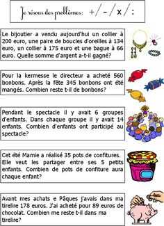 French Videos For Kids Foreign Language Info: 1367901952 Math 2, 1st Grade Math, French Numbers, French Classroom, Math Problems, College Problems, E Mc2, French Language Learning, Cycle 3