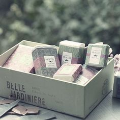 Jabones artesanales #packaging #soap