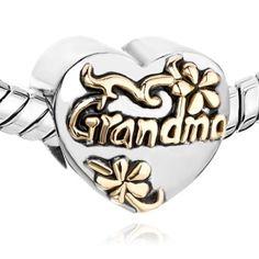 grandma pandora charm - Google Search