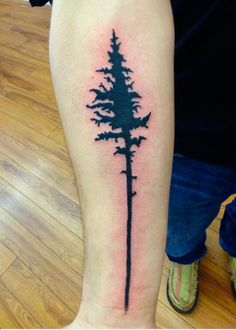 Image result for cool tree forearm tattoos