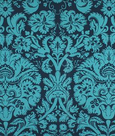 Shop Amy Butler Acanthus Teal Fabric at onlinefabricstore.net for $9.35/ Yard. Best Price & Service.