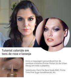 http://www.2beauty.com.br/blog/2014/04/25/tutorial-inspirado-em-roxo-e-laranja/