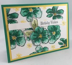 Penned & Painted - Stampin' Up! 2016 - 2018 In Colours Michelle Klieber - Independent Stampin' Up! Demonstrator Ink Up My World http://inkupmyworld.blogspot.ca