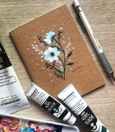 No pienses en hacer arte, sólo hazlo ♡ pienses en hacer arte, sólo hazlo ♡ watercolor bookmark was created in collaboration with the novelist Santino Hassell. Painting Inspiration, Art Inspo, Sketchbook Cover, Illustration Art, Illustrations, Bullet Journal Inspiration, Mail Art, Art Design, Painting & Drawing