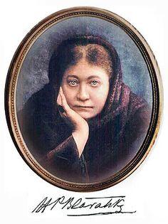 Helena, Madame, Blavatsky