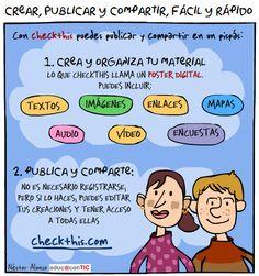 Crear, publicar y compartir fácil y rápido con CheckThis | Flickr: Intercambio de fotos