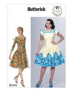 Butterick 6484