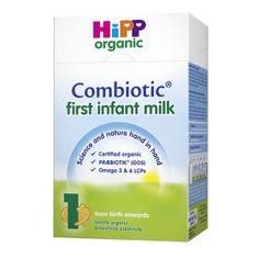 Hipp Organic Combiotic Formula Stage 1 First Infant Milk