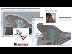 Rhino - ARCHICAD Connection - YouTube