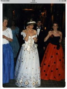 La belle LADY DIANA...