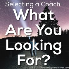 You're looking for the perfect coach but you don't know where to start?  This is a common confusion, especially if you're looking for a coach who  offers one on one sessions. Here are the top 5 things to be looking for in  a coach.