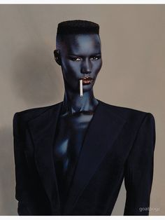 'Night Clubbing – Grace Jones' Canvas Print by goatboyjr – fashion editorial photography Grace Jones, Photo Trop Belle, Pretty People, Beautiful People, Art Afro, Catty Noir, Lake Pictures, Pelo Natural, Face Reference