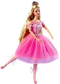 Barbie in The Nutcracker Sugarplum Princess Doll (2001) Barbie http://www.amazon.com/dp/B00005LWJP/ref=cm_sw_r_pi_dp_uKUVub08AW3CV