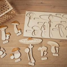 Wooden Animals, Wooden Toys, Laser Cut Wood, Laser Cutting, Baby Toys, Kids Toys, Activities For Kids, Crafts For Kids, Puzzles 3d