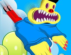 """Check out new work on my @Behance portfolio: """"Ilustración"""" http://be.net/gallery/49515017/Ilustracion"""