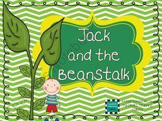 Jack and the Beanstalk  product from TunstallsTeachingTidbits on TeachersNotebook.com