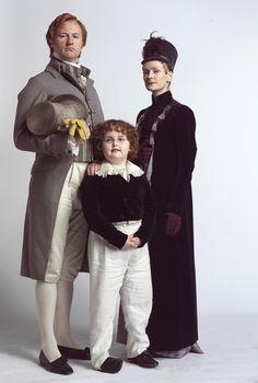 John Dashwood e la moglie Fanny Ferrars. #ragioneesentimento #JaneAusten #classicnovel #laeffe