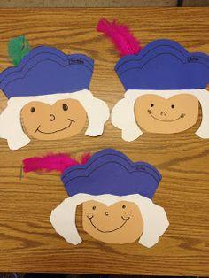 Apples and ABC's: Happy Birthday George Washington!