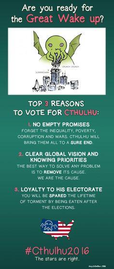 #Cthulhu2016