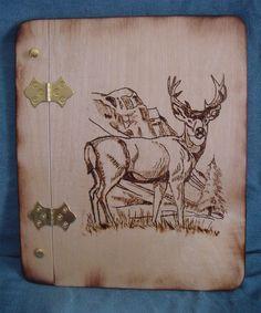 Free Wood Burning Stencils | Deer Wood Burning