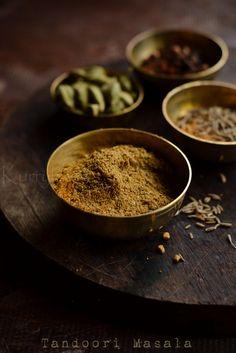 kurryleaves: Homemade Tandoori Masala ( Spice Mix)