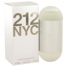 212 NYC Perfume by CAROLINA HERRERA