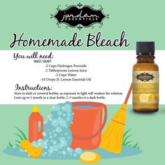 Natural bleach